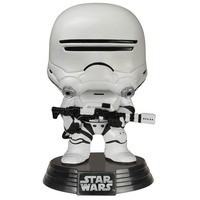 Flametrooper First Order Pop Funko - Últimos Jedi- Star Wars