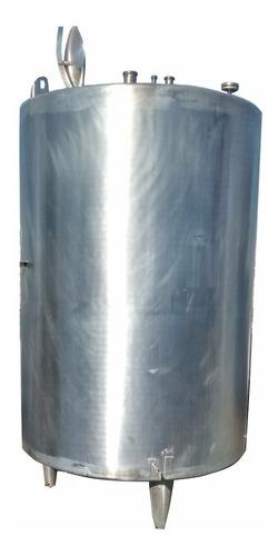 Tanque Em Aço Inox 304 4m³ Original
