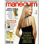 439 Rvt 1996 Revista Manequim 443 Nov Luana Piovani Moda