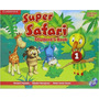 Super Safari 1 Student's Book With Dvd rom American Engl