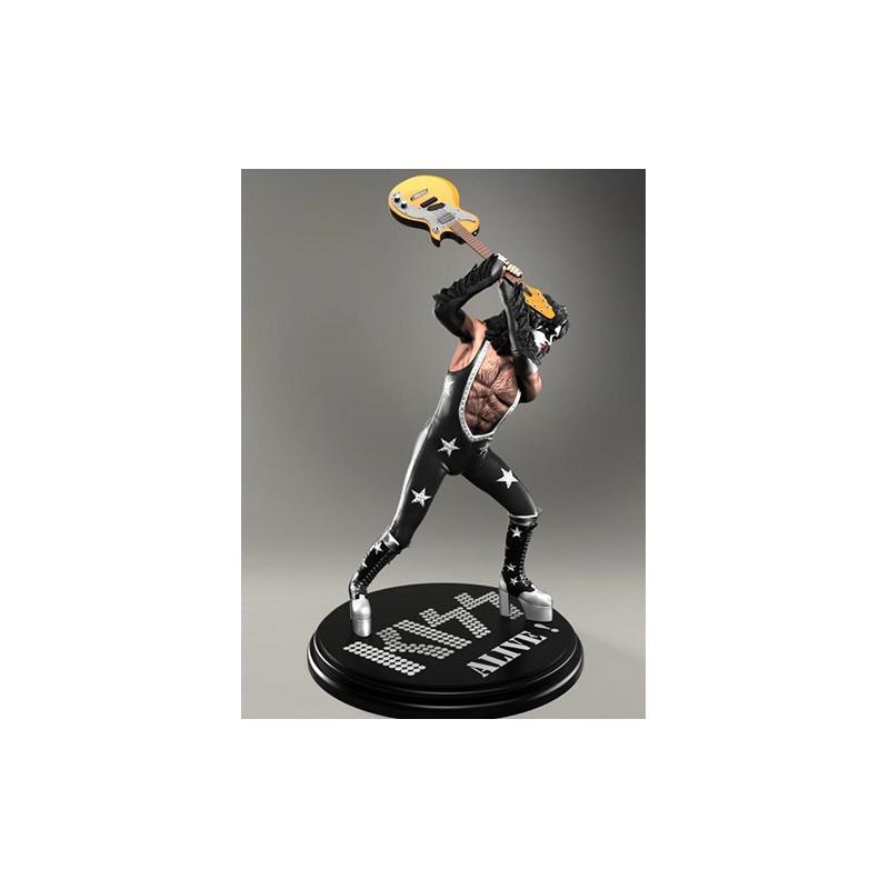 Estátua Kiss The Starchild - Alive! KnuckleBonz - Rock Iconz Statue