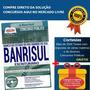 Apostila Banco Banrisul 2018 Escriturário Banrisul 2019