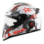 Capacete Infantil Ls2 Ff392 Junior Machine