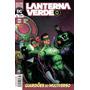 Lanterna Verde ( Universo Dc ) Nº 6 ( Panini 2020 )