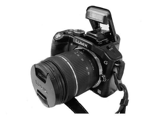 Máquina Fotográfica Panasonic Lumix G5 C Lente Ótimo Estado Original