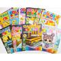 20 Revistas Livrinhos De Colorir Infantil Atividades Pintar