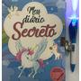 Meu Diario Secreto Com Caneta Magica (pae) Capa Unicornio