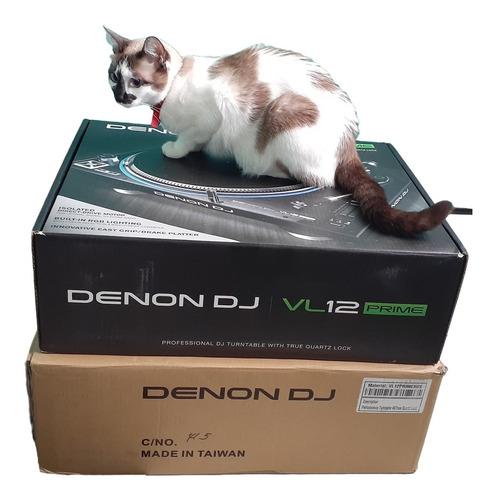 Toca Disco Vl-12 Prime Technics, Denon, Onkyo Tenho O Par. Original