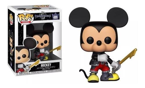 Funko Pop! Disney: Kingdom Hearts 3 - Mickey #489 Games Original