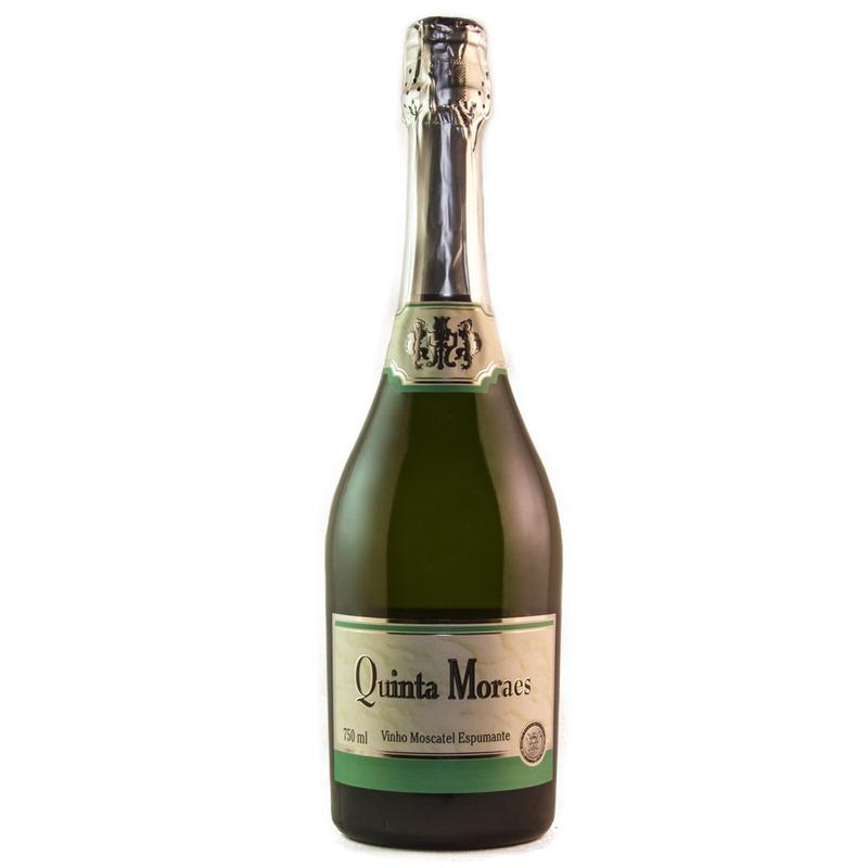 Vinho Espumante Moscatel 750ml - Quinta Moraes