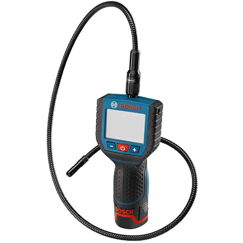 Câmera de Detecção Bosch a Bateria GOS 10,8V-LI 220V