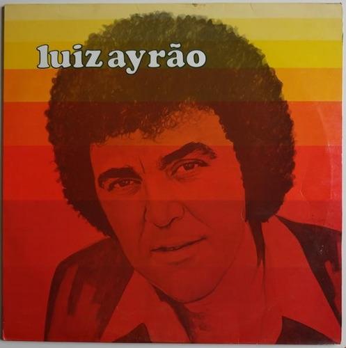 Luiz Ayrão - Luiz Ayrão (1976) Original