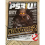 Revista Ps3w 18 Killzone 2 Resident Evil 5 Ghostbusters I288