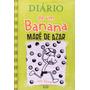 Livro Diario De Um Banana Vol.08 Mare De Azar