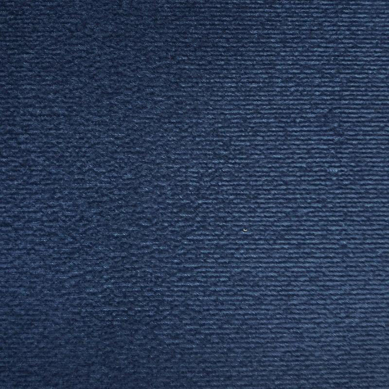 Tecido suede veludo marinho Larg. 1,40 m