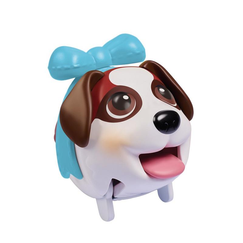 Au Au Pets e Amigos Com Acessório Figura Articulada Multikids Bernardo - BR540