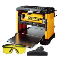 Kit Plaina Portátil 1800W + Coletor de Pó DW733 + Óculos de Segurança 004115-1 Makita
