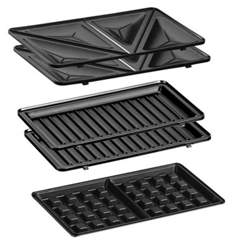 MultiGrill - Grill 3 em 1 - MULTIGRILL-B2 - Black+Decker
