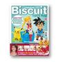 Revista Biscuit Especial Mangá Pikachu Goku E Mais...