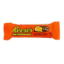 Barra de chocolate Reese's Nutrageous