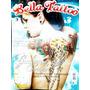 Revista Tatuagem Bella Tatto Ed 25