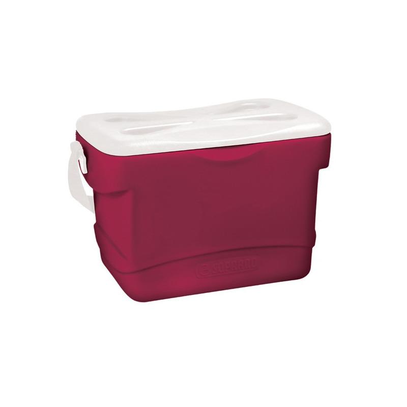 Caixa Térmica Soprano 28L Vermelha