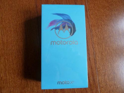 Moto X4 5,2  Fullhd 32gb Xt1900-01 3000mah Android 9 Câmera Original