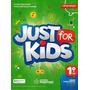 Coleção Just For Kids 1º Ano Editora Positivo