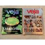 Revistas Veja Antigas Usadas Mulher Grande Mudança Amazônia