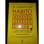 Livro O Poder Do Habito