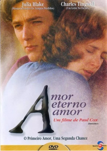 Dvd - Amor Eterno Amor - ( Innocence ) Original