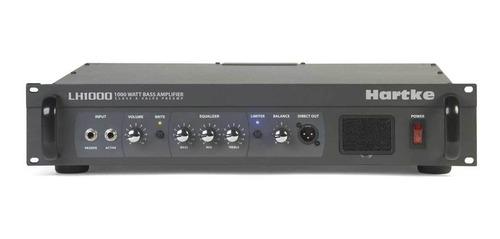 Hartke Lh1000 Amplificador De Baixo Cabeçote Valvulado Original