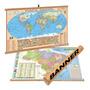Mapa Brasil Mundi Banner 120x90cm Gigante Gratis Frete