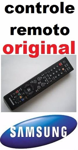 Controle  Samsung Bn59-00612a Serve Todas Tvs Plasma Original