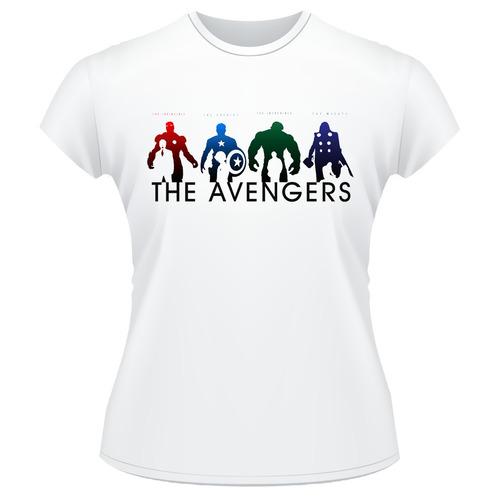 Baby Look Avengers