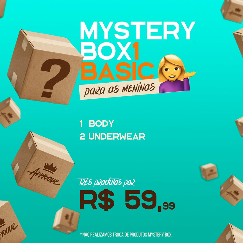 APPROVE MYSTERY BOX BASIC GIRL