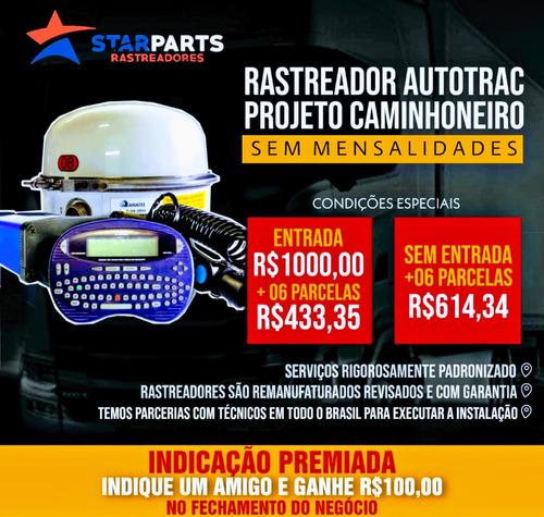 Rastreador Autotrac Projeto Caminhoneiro Sem Mensalidade12 Original