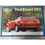 Folheto Escort Xr3 Folder Poster Carros Nacionais
