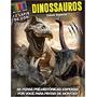 Livro Dinossauros Atividades Com Lapis De Cor