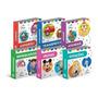 Livros Box De Histórias Disney Baby Criança De 0 A 2 Anos