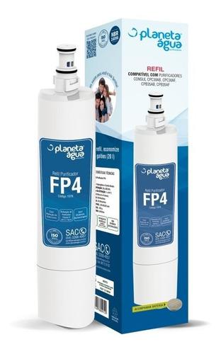 Refil Filtro Fp4 Para Purificador Consul Facilite Bem Estar Cpc30 Cpb35 Cpb36 Cix01ax Cpc31 Cpb34 Cix06ax Original