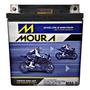 Bateria Demoto Moura Honda Twister Xr 250 Tornado Ma6d