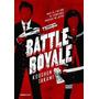 Livro Battle Royale Koushun Takami ( Usado)