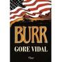 Livro Burr Gore Vidal
