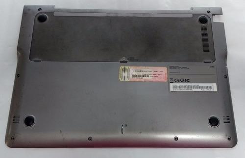 Carcaça Inferior Ultrabook Samsung Np530u3c-ad1br