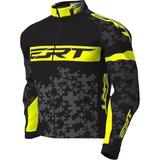 Casaco Ciclismo Mtb Térmico Ert Team Amarelo