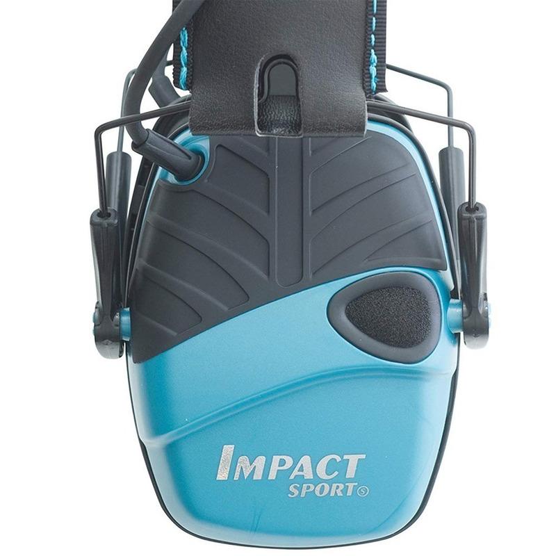 Honeywell Abafador Howard Leight Impact Sport Color (R-02521)