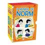 Livro Box O Mundo De Norm