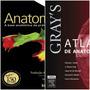 Atlas E Livro Anatomia Gray 40ª Edição