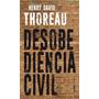 A Desobediência Civil Livro De Bolso